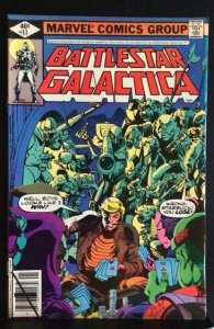 Battlestar Galactica #11 (1980)