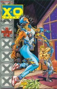 X-O Manowar (1992 series) #37, NM- (Stock photo)