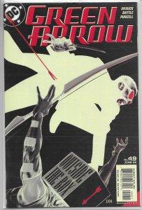 Green Arrow (vol. 3, 2001) #49 FN/VF (New Business 2) Winick/Battle, Riddler