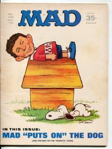 Mad-Magazine-#138-1970-Mort Drucker-Don Martin-David Berg-Jack Rickard