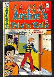 Archie's Pals 'n' Gals #166
