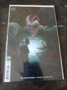 GREEN LANTERN #1 VARIANT QUITELY DC COMICS GRANT MORRISON LIAM SHARP