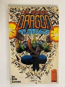 The Savage Dragon Image SCTPB H20 Damage 4.0 VG (1993)