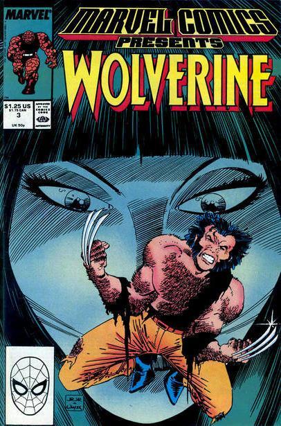 Marvel Comics Presents (1988 series) #3, VF+ (Stock photo)