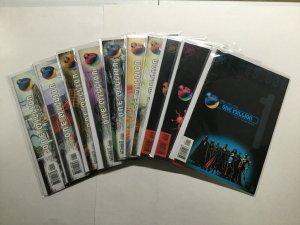 Dc 1,000,000 1-3 1 2 3 Tie In 26 Issue Lot Run Set Near Mint Nm Dc Comics
