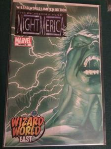 Incredible Hulk: Nightmerica #1 Wizard World East