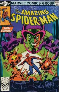 Marvel THE AMAZING SPIDER-MAN (1963 Series) #207 VF
