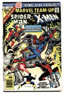 Marvel Team-Up Annual #1  comic book 1976  Early New X-Men VF-
