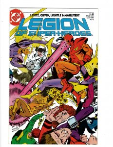 Legion of Super-Heroes #3 (1984) SR7
