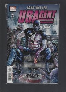 US AGENT #1 (2020)