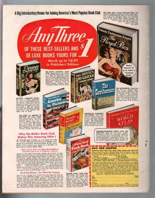 Personal Romances 9/1954-Ideal-exploitation-pulp thrills-posed photos-FN