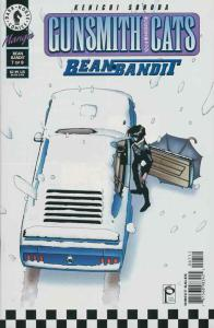 Gunsmith Cats: Bean Bandit #7 VF/NM; Dark Horse | save on shipping - details ins