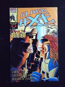Black Axe (UK) #1 (1993)