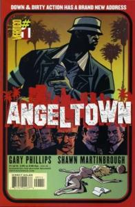 Angeltown #1, NM (Stock photo)