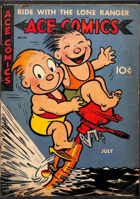 Ace Comics #136 (1948)