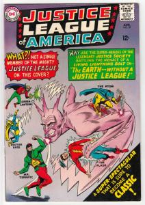 Justice League Of America #37 (Aug-65) NM/NM- High-Grade Justice Society of A...