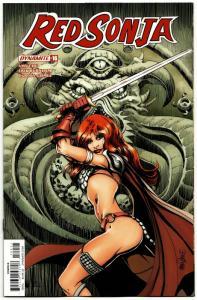 Red Sonja #16 Cvr B (Dynamite, 2018) NM