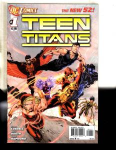 10 DC Comic Books Teen Titans # 1 2 4 1 2 3 1 + Superman Shazam # 2 3 4 MF20