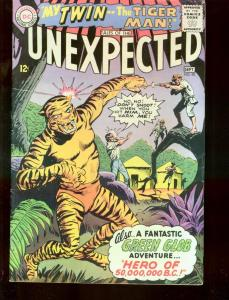 TALES OF THE UNEXPECTED DC #90 1965 TIGER COVER FN/VF