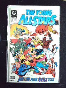 Young All-Stars #25 (1989)