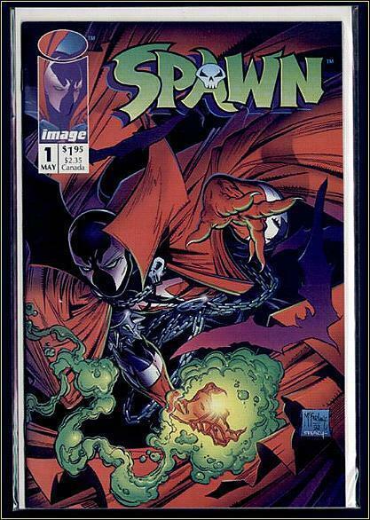 SPAWN  10-Different Comics, McFarlane's Epic!, Instant