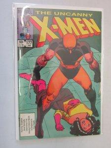 The Uncanny X-Men #177 6.0 FN (1984)