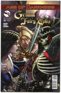 GRIMM FAIRY TALES #95 A, NM, 2005, 1st, Good girl, Rapunzel, more GFT in store