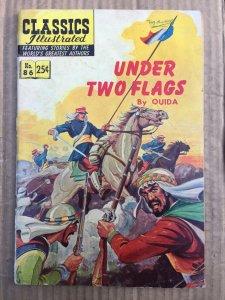 Classics Illustrated #86 (1951)