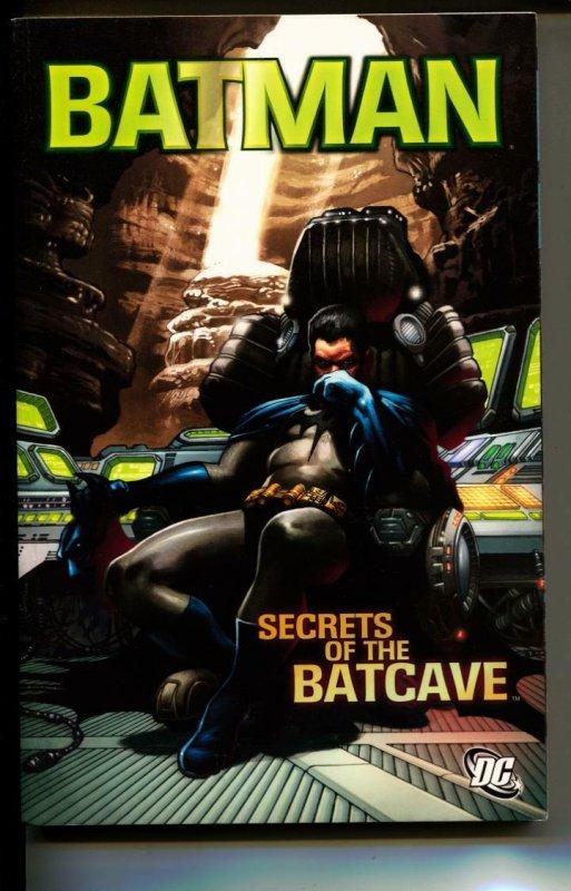 Batman Secrets Of The Batcave TPB trade