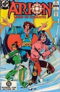 Arion: Lord of Atlantis #3, NM- (Stock photo)