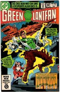 Green Lantern #148 (1960 v2) Marv Wolfman Joe Staton VF