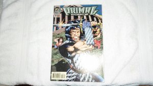 1995 DC COMICS PRIMAL FORCE # 3