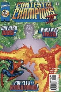 Contest of Champions II #2 VF/NM; Marvel | save on shipping - details inside