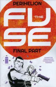 Fuse, The #18 VF/NM; Image | save on shipping - details inside