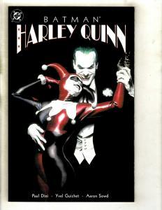Batman Harley Quinn NM 1st Print DC Comic Book Joker Gotham Robin Catwoman SM8