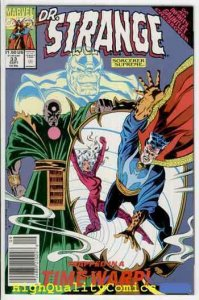 DR STRANGE #33, NM+, Thanos,1991, Infinity Gauntlet, Doctor, more in store
