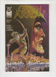 Green Arrow #1 (1988) id#01 MC#6