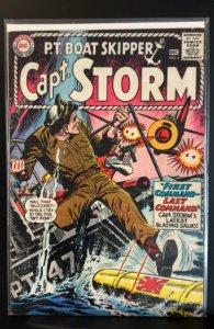 Capt. Storm #4 (1964)