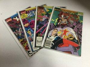 Days Of Future Present 1-4 Fn Fine 6.0 Marvel Comics