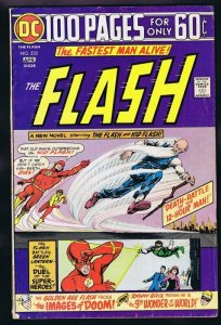 Flash #232 ORIGINAL Vintage 1975 DC Comics 100 Page Giant