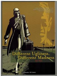 Different Ugliness, Different Madness (2005, TPB) Marc Moles WHOLESALE x 3