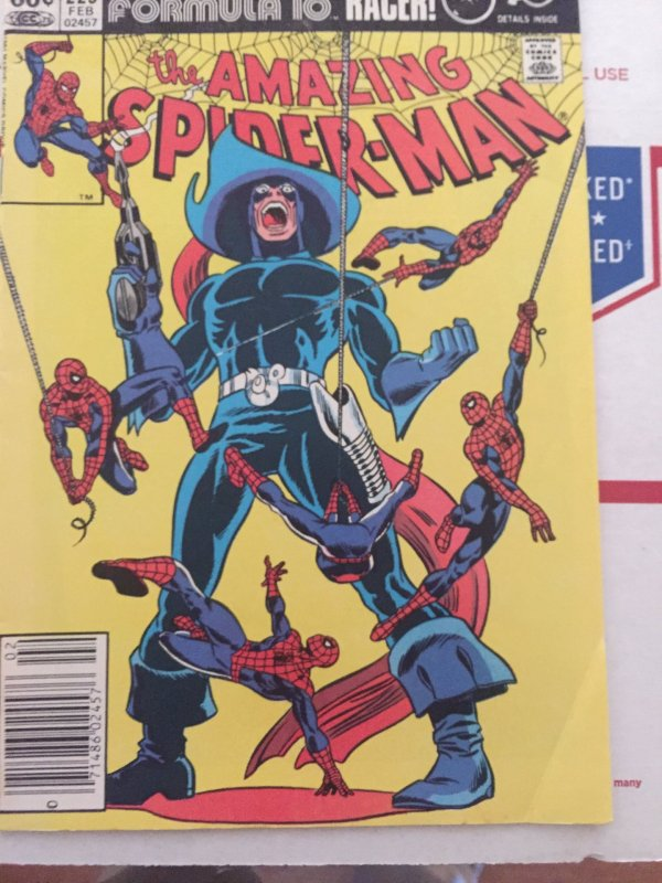 The Amazing Spider-Man 225