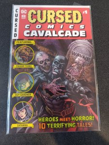 Cursed Comic Cavalcade #1-2018 NM Batman Swamp Thing Doug Mahnke Giant-Size