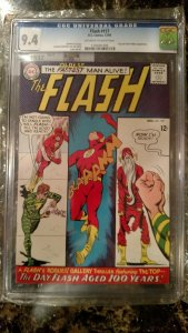 The Flash #157 (DC, 1965) CGC NM 9.4 Off-white to white pages