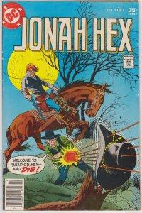 Jonah Hex #5 (1977)