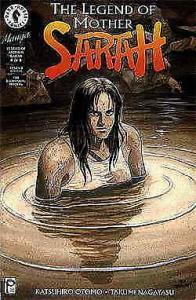 Legend of Mother Sarah #4 VF/NM; Dark Horse   save on shipping - details inside