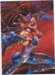 1995 Fleer Ultra Spider-Man #7 Bloody Mary