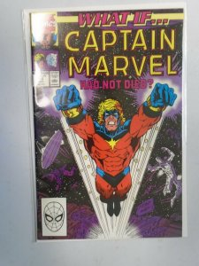 What if? #14 starring Captain Marvel 6.0 FN (1990 2nd Series)