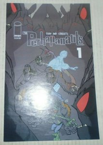 Todd And Craig's The Perhapanauts # 1 2008 Image