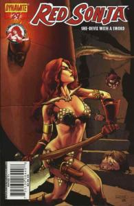 Red Sonja (Dynamite) #29A VF/NM; Dynamite | save on shipping - details inside